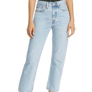 Levi's Wedgie Straight Jeans 27. Length 26.